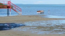 10 centit emelkedett a Balaton vízszintje az elmúlt három hétben
