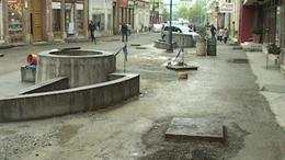 Május végére elkészül a kaposvári Ady Endre utca