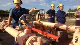 Déli Áramlat: Somogyon keresztül vezet a földgáz