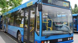 Munkaszünet a buszokon is