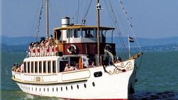 Ismét közlekednek a balatoni hajók a hosszú hétvégén