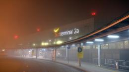 Megállt a légi forgalom a hatalmas köd miatt
