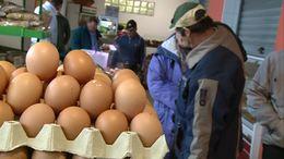 Drasztikusan drágulhat a tojás a következő hónapokban