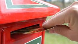 Január elsejétől változnak a levélfeladási díjak