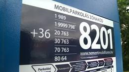 Bővül a fizető parkolás