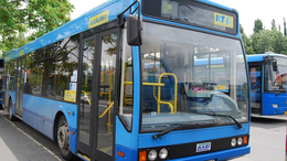 Ideiglenesen áthelyeznek egy buszmegállót Kaposváron