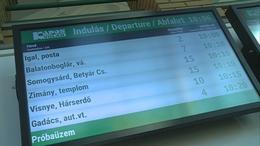 Változik a helyközi autóbuszjáratok menetrendje