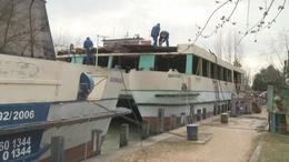 Akadálymentes hajó készül a Balatonon