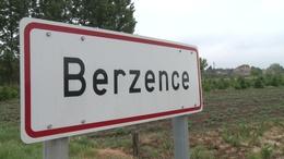 Gáz van Berzencén