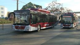 Így közlekednek az ünnepekben a kaposvári buszok