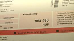 Kellemetlen meglepetés a postaládában