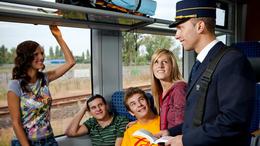 Helyjegy a vonaton pro és kontra