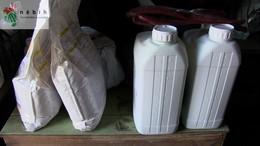 Hamis növényvédő szereket talált a NÉBIH