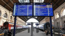 Az utasok segítségét kéri a MÁV