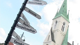 Egyre több turista érkezik Kaposvárra