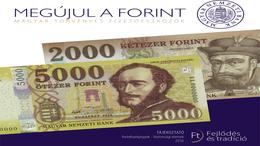 Jönnek az új bankjegyek