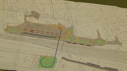 Újabb részleteket tudtunk meg a kaposvári közlekedési központról