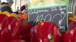 Horror árakon mérik a zöldséget