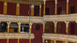 Így néz ki most belülről a Csiky Gergely Színház