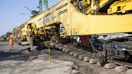 Végéhez közeledik a dél-balatoni vasútvonal fejlesztése