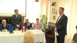 Szorosabb együttműködés a magyar és a horvát hivatalok között