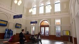Díjat ért a vasútállomás terve