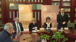 Eredményes évet zárt a Kaposvári Törvényszék