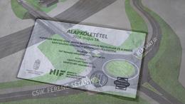 Letették a Kaposvári Közlekedési Központ alapkövét