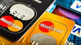 Lehaltak a Mastercard-bankkártyák