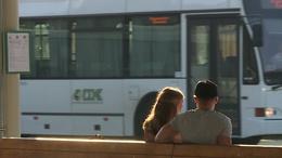 Mától már a Vásártéri útról indulnak a távolsági buszok