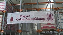 Húsz éves az 1. Magyar Cukor Manufaktúra