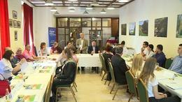 Nemzetközi kapcsolatépítés Kaposváron
