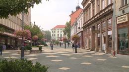 Véget ért a városmagfejlesztési program Kaposváron