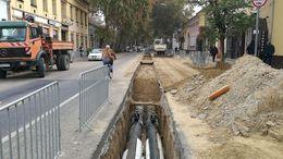 Befejeződött a távhőrendszer korszerűsítése Kaposváron