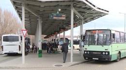 Így járnak a távolsági buszok a következő napokban
