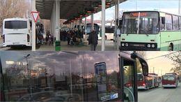 Mutatjuk, hogyan közlekednek az ünnepekben a helyi, illetve a távolsági buszok