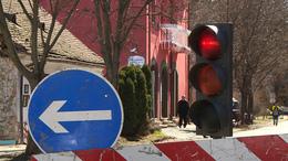 Megváltozik a Buzsáki utca forgalmi rendje
