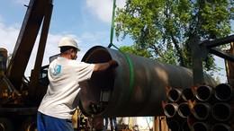 A belvárosban is rendezte a csapadékvíz-elvezetést Kaposvár
