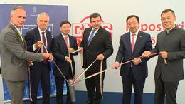 Kaposváron épül meg Közép-Európa legnagyobb naperőműve