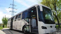 Új távolsági buszok érkeznek a régióba