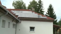 Jelenetős energetikai fejlesztések valósultak meg Szennán