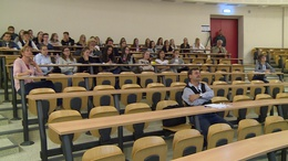 Népszerű a felsőoktatás