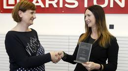 Marcali óvónő kapta az Év Energiatudatos Óvódapedagógusa díjat