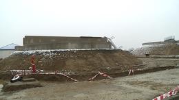 Mérföldkőhöz érkezett a kaposvári szennyvíztelep kivitelezése