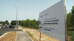 Elkészült a Füredi úti ipari park