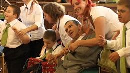 Egyéni foglalkozásra van szükségük a fogyatékosoknak