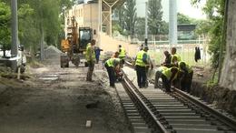 Újabb iparterületen folytatódnak a felújítási munkálatok Kaposváron