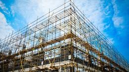 Pörög az építőipar