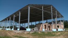 Őszre elkészül Kaposmérő ipari parkja