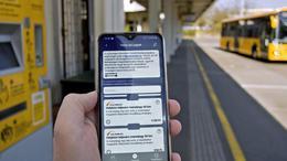 Változik a mobiljegyek ellenőrzése